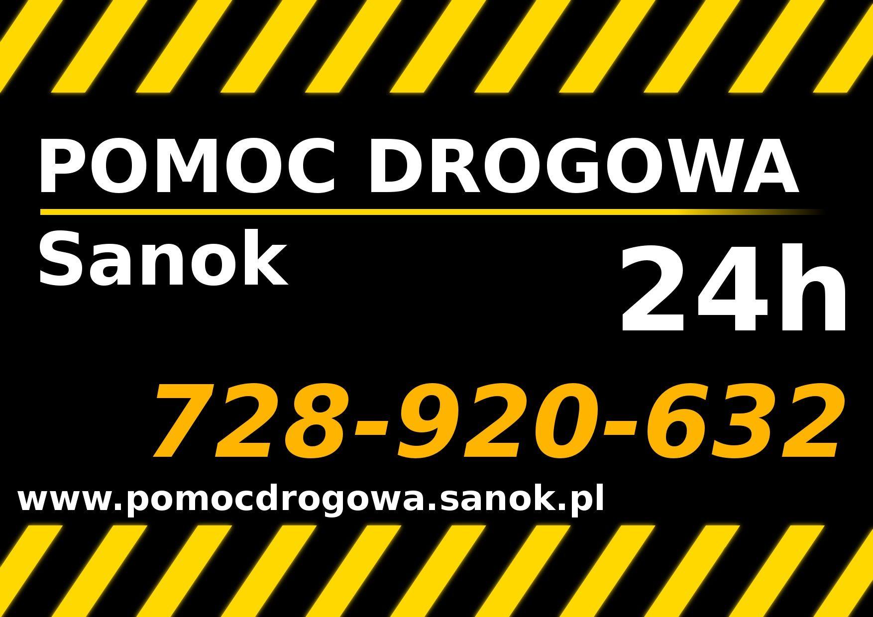 Pomoc Drogowa Sanok